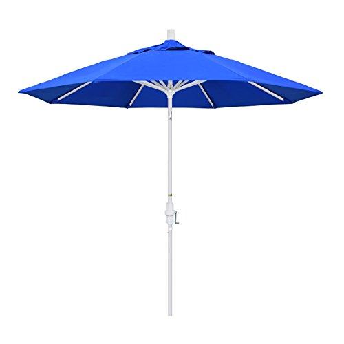 California Umbrella Aluminum Sunbrella Pacific