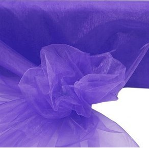 Yds Organza Fabric - 5