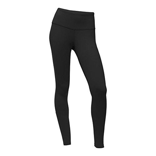 The North Face Women's Motivation High Rise Tight - TNF Black - X-Large (North Long Face Pants Women Ski)