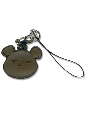 Ouran High School Club Bear PVC Cellphone Charm