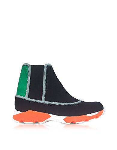 Boots SNZWY02G01TCR86ZL302 Women's Marni Materials Ankle Black Other RSvxqwnpCx