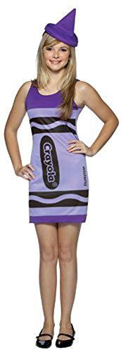 Faerynicethings Teen Size Tank Dress Costume Crayon - Wisteria - Sale! Purple -