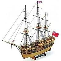 Mamoli - Modello kit barca ENDEVOUR Wooden ship