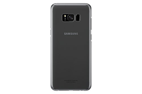 Price comparison product image Samsung Galaxy S8+ Clear Protective Cover, Black