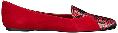 Penny Loves Kenny Mujeres Abigail Lll Ballet Flat Black / Red