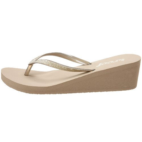 ea4a1c94376b Reef Women s Krystal Star Wedge Sandal