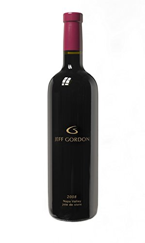 2008 Jeff Gordon Napa Valley Joie de Vivre Red Blend