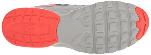 Nike Air Max Invigor Print, Scarpe da Corsa Uomo Grigio (Dunkelgrau/Max Orange/Wolf Grau)