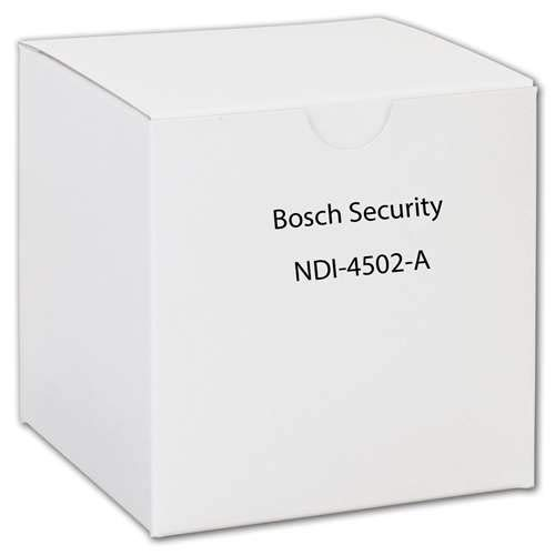 BOSCH Network Cameras Surveillance Camera, White (NDI-4502-A)