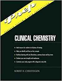 Appleton Langes Ouline Review Clinical Chemistry