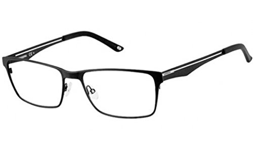 Carrera 7584 Eyeglass Frames CA7584-0003-5617 - Matte Black Frame Lens Diameter 56mm Distance