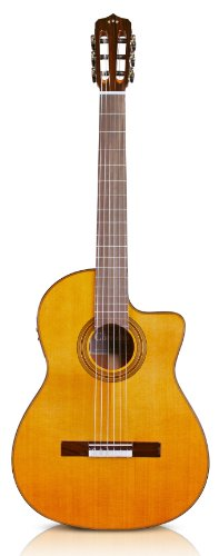 Cordoba Fusion 12 Natural Acoustic Electric Nylon String Classical Guitar