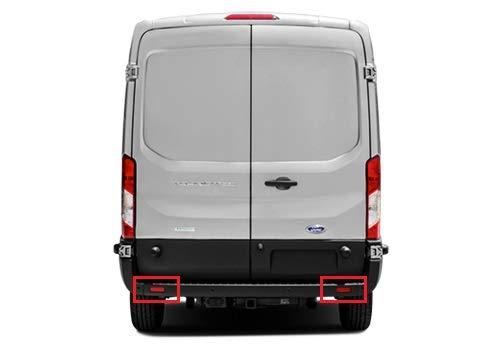Transit Parts Transit MK8 2014 On Rear Bumper Marker//Reflector Right Hand Side 1778457
