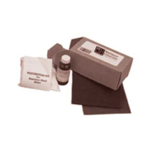 Whitehaus WC34 Restoration Kit For Removing Spots and Scr...