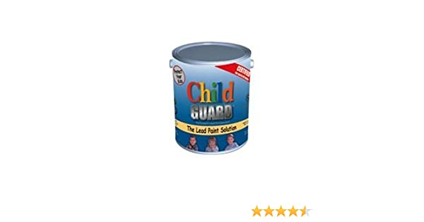 Child Guard Encapsulant Paint - Lead Paint Protection
