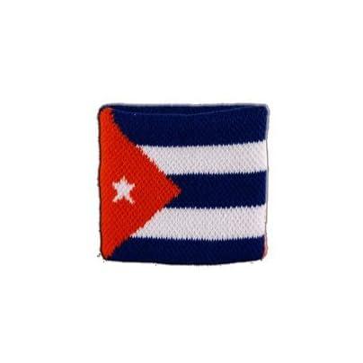 Digni reg Cuba Wristband sweatband Set pieces free sticker Estimated Price £6.95 -