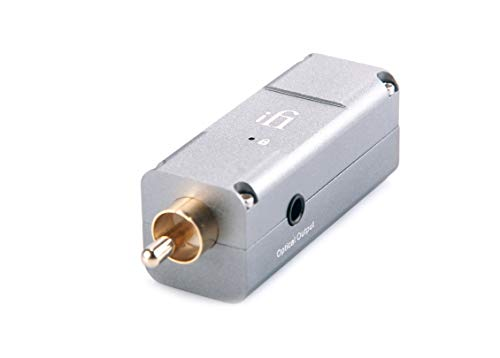iFi SPDIF iPurifier Digital Optical/Toslink/Coax Audio Signal Optimizer and Purifier (The Best Optimizer For Android)