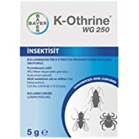 K-OTHRİNE WG 250 (5 Gr)/Bedava Kargo
