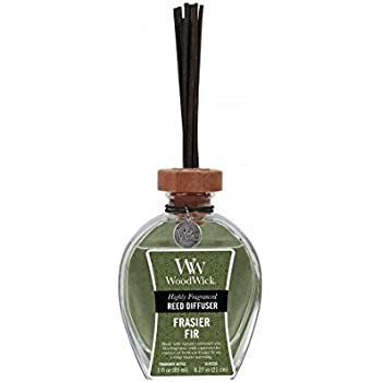 WoodWick Fraiser FIR 3 oz Reed Diffuser