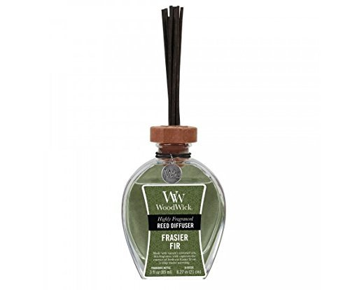 Fraiser Fir Woodwick 3 ounce Reed Diffuser by Woodwick Candle (Image #1)