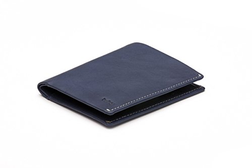 Old Wallet Steel Black Blue Bellroy Sleeve Version Note Leather XCnqwA