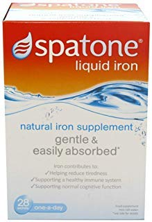 ((2 PACK) - Spatone Spatone Iron+ - 28 Day Pack  28 s  2 PACK - SUPER SAVER - SAVE MONEY )