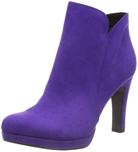 violet 669 Tamaris Femme Violet 21 Botines 25316 z4zCYX