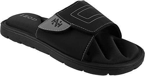 Stephen Adjustable Sport Slide Sandal