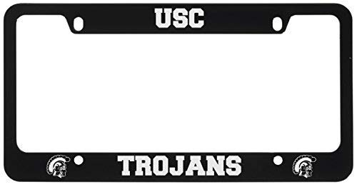 LXG, Inc. University of Southern California-Metal License Plate Frame-Black