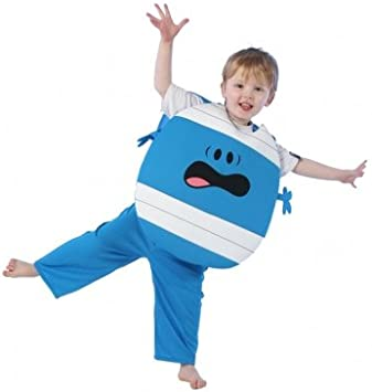 VMC Accessories - Disfraz de emoticono para niño, talla 2-4 años ...