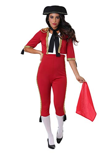 Women's Marvelous Matador Costume Medium Red]()