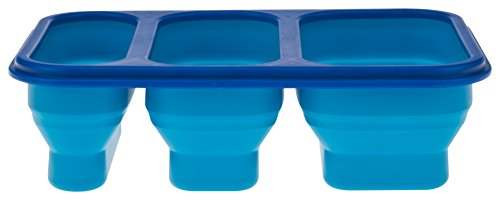 Smart Planet Portion Perfect Meal Kit On The Go, 36 oz, Blue