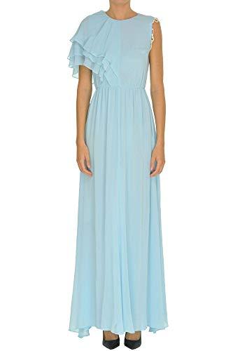 Azul Algodon Claro Pinko Mcglvs0000005135e Vestido Mujer EwOpTqP