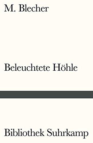 Beleuchtete Höhle: Sanatoriumstagebuch (Bibliothek Suhrkamp) Taschenbuch – 20. März 2016 M. Blecher Ernest Wichner Suhrkamp Verlag 3518240218