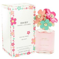 Delight Edt (Eau So Fresh Delight by Marc Jacobs for women 2.5 oz Eau De Toilette EDT Spray)