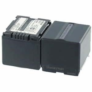 Batería para Panasonic NV GS 55Ion de litio 7,4V 1050mAh