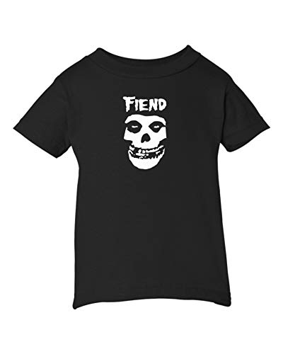 Mari Kyrios Misfits Baby Clothes Toddler Concert T-Shirt Fiend Club Punk Rock