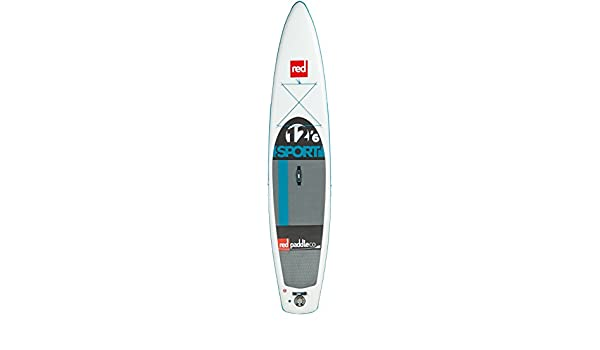 Red Paddle Co SRED612630 - Tablas paddle surf hinchables, color azul, 126