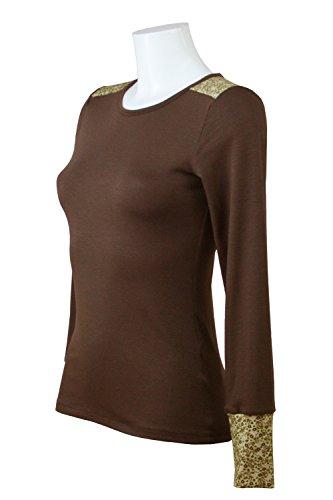fashion4EVA Shirt braun