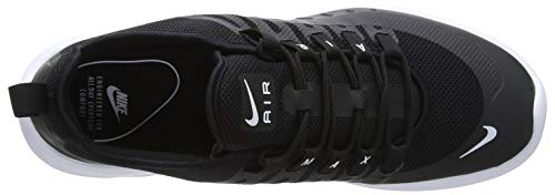 Ginnastica Max da Sneaker Nero White Scarpe Black NIKE Air Basse Axis 001 Uomo Eq6XOYw