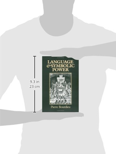 Language and Symbolic Power by Brand: Harvard University Press