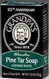 Grandpa's Soap Pine Tar 4.25 oz (Multi-Pack) Review