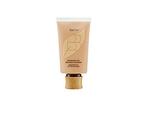 Tarte Amazonian Clay Bb Tinted Moisturizer Broad Spectrum SPF 20 Sunscreen Size 1.7 Oz Color Light-medium - For Light Complexions with Beige Undertones