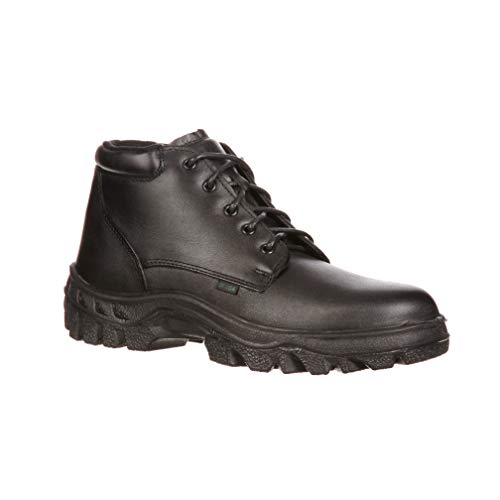 Rocky Mens 6 TMC Postal Approved Water-Resistant Duty Chukka Boots (5005)