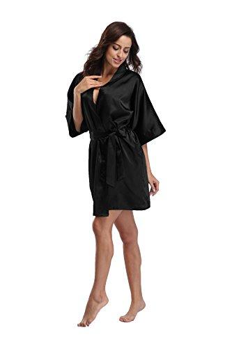 49aba2ac97 Jual Luvrobes Women s Satin Kimono Robe