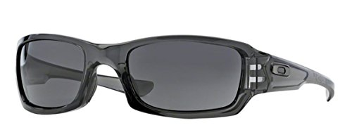 Oakley Fives Squared OO9238 Sunglasses - Warm Gray, used for sale  Delivered anywhere in USA
