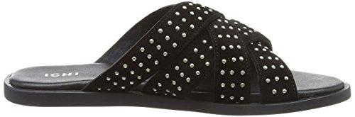 Ichi Tacco A Donna Fw Nero Cairo black Scarpe 10011 Col 77qrac