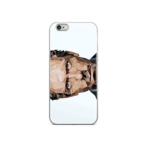 iPhone 6/6s Case Anti-Scratch Television Show Transparent Cases Cover Low Poly House Tv Shows Series Crystal Clear]()