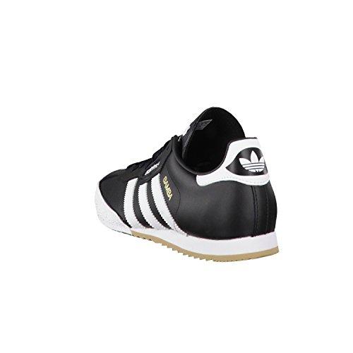 adidas Herren Sneaker Samba Super BLACK/RUNWHT 36 2/3