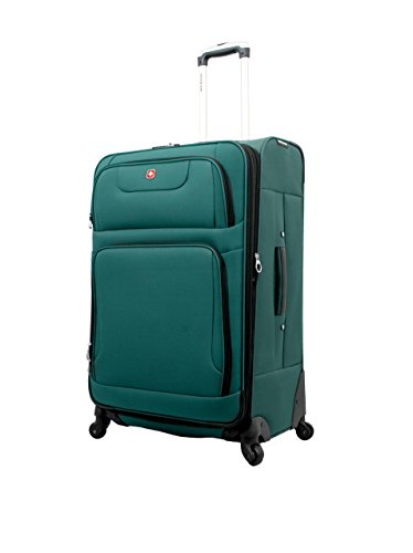 SwissGear Spinner Luggage Collection Teal 28'' Spinner by SwissGear